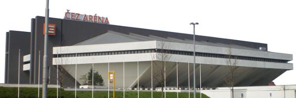 ČEZ aréna - stadion pro MS v hokeji 2015