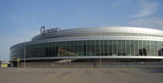 stadion MS světa v hokeji 2015 - ČEZ aréna