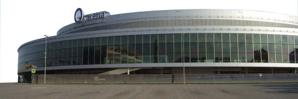O2 aréna - stadion pro MS v hokeji 2015