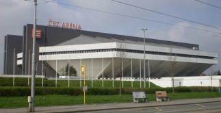 ČEZ aréna - stadion MS v hokeji 2015