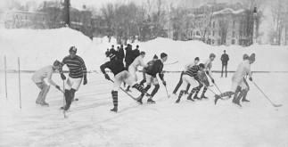 historie hokeje - McGill University (1901)