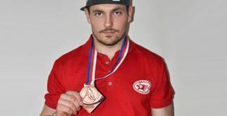Michal Kemptný a jeho extraligový bronz za Slavii Praha